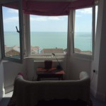 View from the top master bedroom